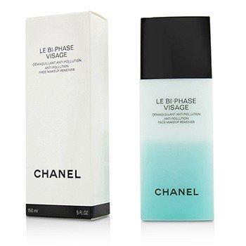 Chanel Le Bi-Phase Visage Face Makeup Remover  150ml/5oz