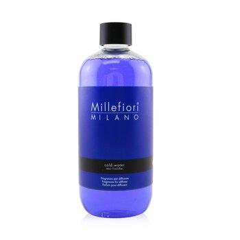Millefiori Natural Fragrance Diffuser Refill - Cold Water  500ml/16.9oz