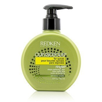 Redken Curvaceous Ringlet Shape-Perfecting Lotion (For Spirals)  180ml/6oz
