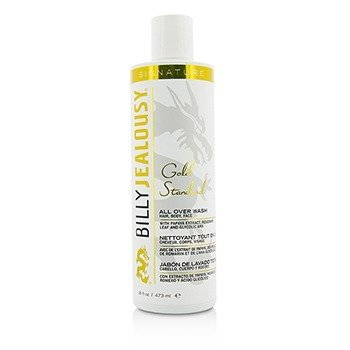 Billy Jealousy Gold Standard All Over Wash  473ml/16oz