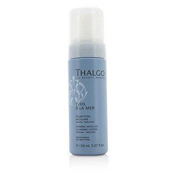 Thalgo Eveil A La Mer Foaming Micellar Cleansing Lotion - For All Skin Types  150ml/5.07oz