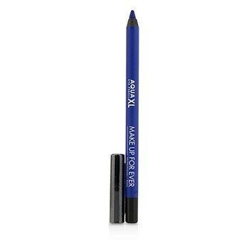 Make Up For Ever Aqua XL Extra Long Lasting Waterproof Eye Pencil - # M-22 (Matte Majorelle Blue)  1.2g/0.04oz