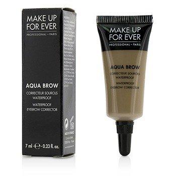 Make Up For Ever Aqua Brow Waterproof Eyebrow Corrector - # 10 (Light Blond)  7ml/0.23oz