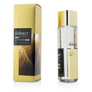 L'Oreal Age Perfect Restoring Nourshing Toner  175ml/5.8oz