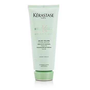 Kerastase Resistance Volumifique Thickening Effect Gel Treatment (For Fine Hair)  200ml/6.8oz