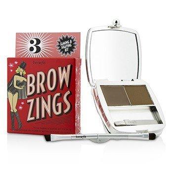 Benefit Brow Zings (Total Taming & Shaping Kit For Brows) - #3 (Medium)  4.35g/0.15oz