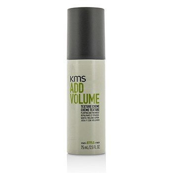 KMS California Add Volume Texture Creme (Plumping and Thickness)  75ml/2.5oz