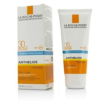 La Roche Posay Anthelios Lotion SPF30 (For Face & Body) - Comfort  100ml/3.3oz