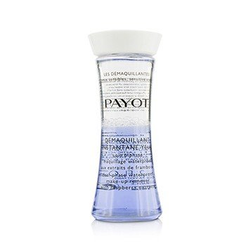 Payot Les Demaquillantes Demaquillant Instantane Yeux Dual-Phase Waterproof Make-Up Remover - For Sensitive Eye  125ml/4.2oz