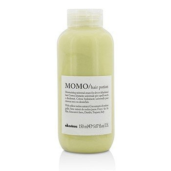 Davines Momo Hair Potion Moisturizing Universal Cream (For Dry or Dehydrated Hair)  150ml/5.07oz