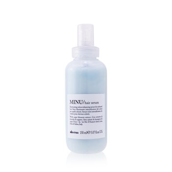 Davines Minu Hair Serum Illuminating Colour Enhancing Serum (For Coloured Hair)  150ml/5.07oz
