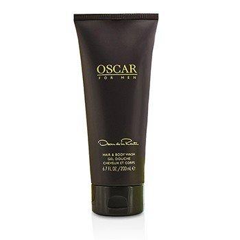 Oscar De La Renta Oscar Hair & Body Wash Gel (Unboxed)  200ml/6.7oz