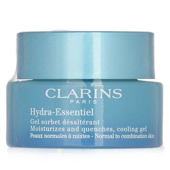 Clarins Hydra-Essentiel Moisturizes & Quenches Cooling Gel  50ml/1.7oz