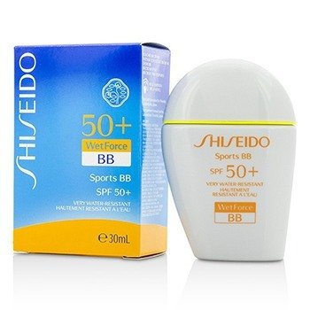 Shiseido Sports BB SPF 50+ Very Water-Resistant - # Dark  30ml/1oz