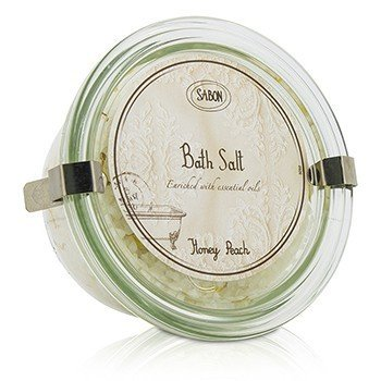 Sabon Bath Salt - Honey Peach  250g/8.5oz