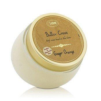 Sabon Butter Cream - Ginger Orange  200ml/7oz