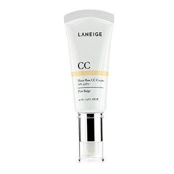 Laneige Water Base CC Cream SPF 36 PA++ Pure Beige (Manufacture Date: 11/2014)  40ml/1.3oz