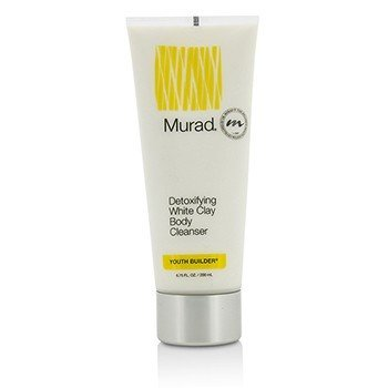 Murad Detoxifying White Clay Body Cleanser  200ml/6.75oz