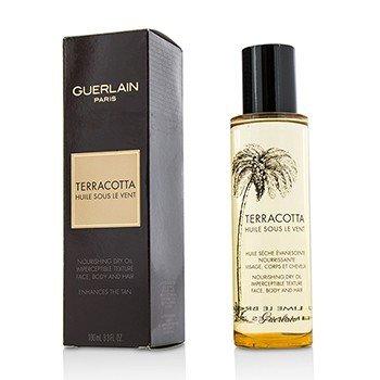 Guerlain Terracotta Nourishing Dry Oil - For Face, Body & Hair  100ml/3.3oz