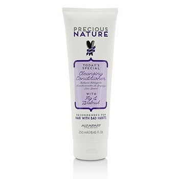 AlfaParf Precious Nature Today's Special Cleansing Conditioner (For Hair with Bad Habits)  250ml/8.45oz