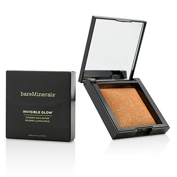BareMinerals Invisible Glow Powder Highlighter - Dark To Deep  7g/0.24oz