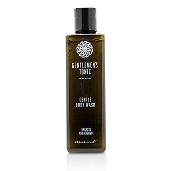 Gentlemen's Tonic Babassu And Bergamot Gentle Body Wash  250ml/8.4oz