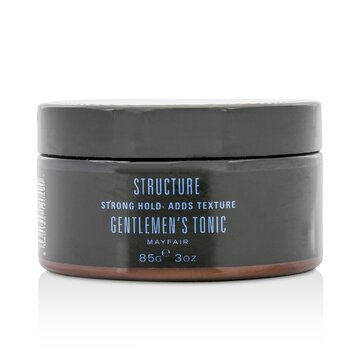 Gentlemen's Tonic Structure (Strong Hold, Adds Texture)  85g/3oz