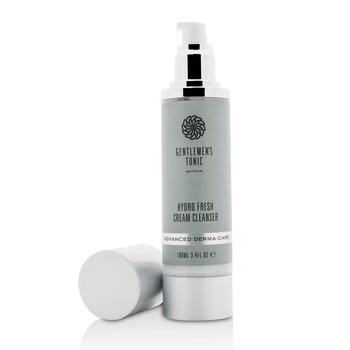 Gentlemen's Tonic Advanced Derma-Care Hydro Fresh Cream Cleanser  100ml/3.4oz