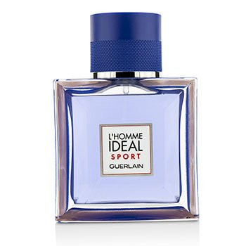 Guerlain L'Homme Ideal Sport Eau De Toilette Spray  50ml/1.6oz