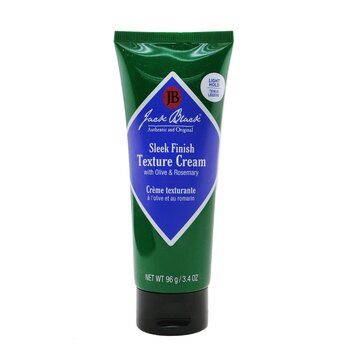 Jack Black Sleek Finish Texture Cream (Flexible Hold)  96g/3.4oz