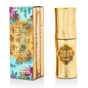 Benefit Dew The Hoola Soft Matte Liquid Bronzer For Face  30ml/1oz