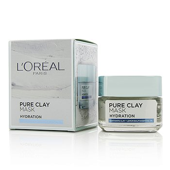 L'Oreal Pure Clay Hydration Mask  50g/1.7oz