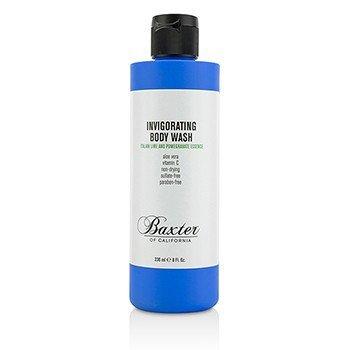 Baxter Of California Invigorating Body Wash - Italian Lime and Pomegranate Essence  236ml/8oz