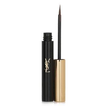 Yves Saint Laurent Couture Liquid Eyeliner - # 4 Brun Essentiel Satine  2.95ml/0.09oz