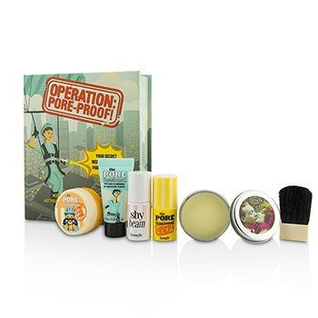Benefit Operation Pore Proof Set  6pcs
