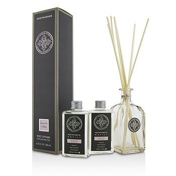 The Candle Company Reed Diffuser with Essential Oils - Jasmine, Rose & Cranberry  200ml/6.76oz