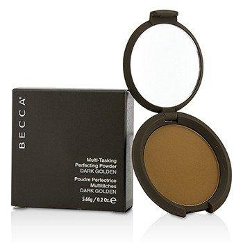 Becca Multi Tasking Perfecting Powder - # Dark Golden  5.66g/0.2oz