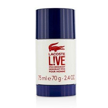 Lacoste Live Deodorant Stick  75ml/2.4oz