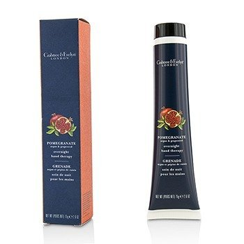 Crabtree & Evelyn Pomegranate, Argan & Grapeseed Overnight Hand Therapy  75g/2.6oz