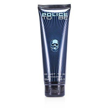 Police To Be All Over Body Shampoo  100ml/3.4oz