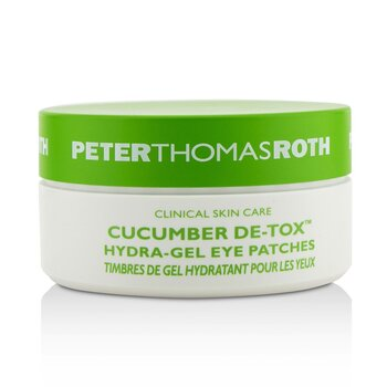 Peter Thomas Roth Cucumber De-Tox Hydra-Gel Eye Patches  30 Pairs