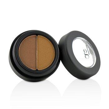 Glo Skin Beauty Brow Powder Duo - # Auburn  1.1g/0.04oz