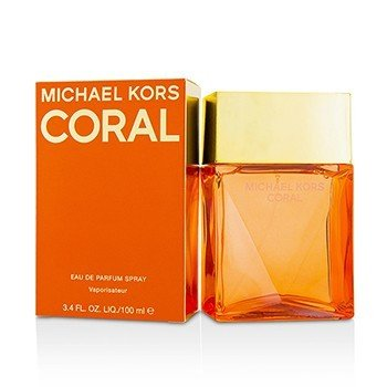 Michael Kors Coral Eau De Parfum Spray  100ml/3.4oz