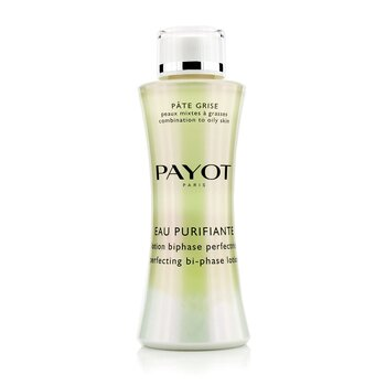 Payot Pate Grise Eau Purifiante Perfecting Bi-Phase Lotion  200ml/6.7oz