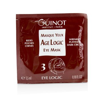 Guinot Masque Yeux Age Logic Eye Contour Mask  4x5.5ml/0.18oz