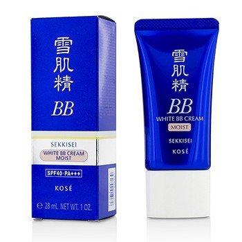 Kose Sekkisei White BB Cream Moist SPF40 PA+++ - # 01 Light Ochre  28ml/1oz