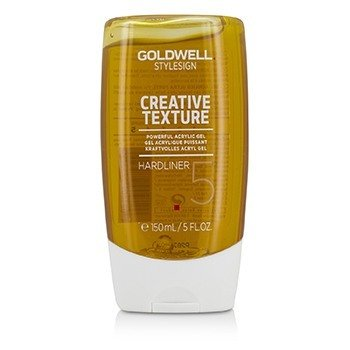Goldwell Style Sign Creative Texture Hardliner 5 Powerful Acrylic Gel  150ml/5oz
