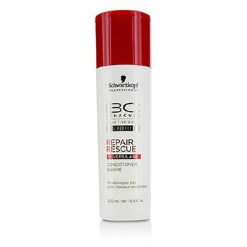 Schwarzkopf BC Repair Rescue Reversilane Conditioner (For Damaged Hair)  200ml/6.8oz