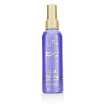 Schwarzkopf BC Oil Miracle Barbary Fig Oil & Keratin Restorative Conditioning Milk (For Very Dry and Brittle Hair)  150ml/5.1oz