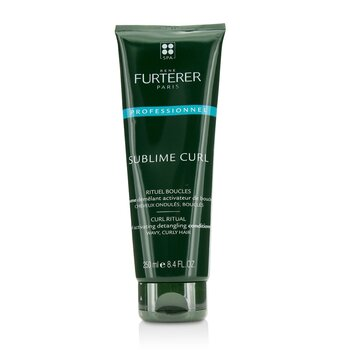 Rene Furterer Sublime Curl Curl Activating Detangling Conditioner (Wavy, Curly Hair)  250ml/8.45oz